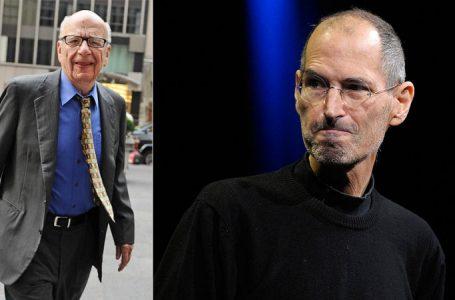 Steve Jobs despre Fox News: o forţă distructivă în societatea noastră
