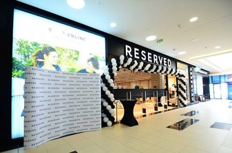 Reserved deschide primul magazin din Timișoara la Shopping City