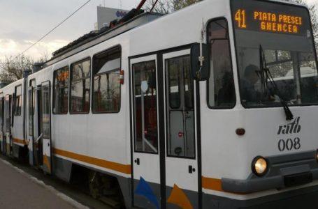 """Gabriela Firea: """"Pana la 1 septembrie, se va relua circulatia tramvaiului 41"""""""