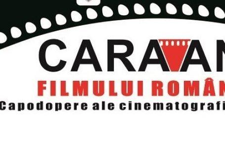 """""""Caravana filmului romanesc – Capodopere ale cinematografiei nationale"""" ajunge la Hunedoara"""