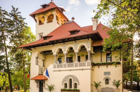 "Vernisajul expozitiei ""Curiozitati arhitectonice bucurestene"" la Muzeul Dr. Nicolae Minovici"