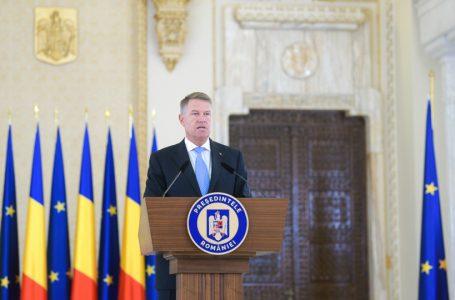 """Klaus Iohannis: """"In toti acesti ani am reusit sa oprim foarte multe erori, dar PSD nu a invatat nimic"""""""