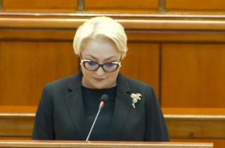 """Viorica Dancila, cerere catre Klaus Iohannis: """"Ii solicit presedintelui sa desemneze cat mai rapid un premier"""""""