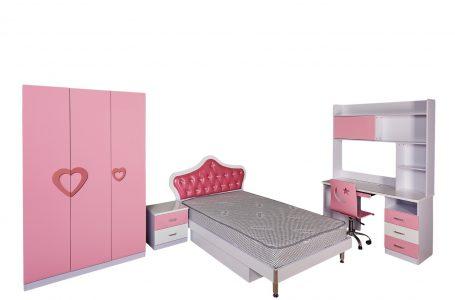 Mobila de la A la Z pentru dormitor copii