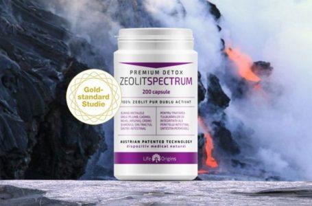 Cand este recomandat sa folosesti Zeolit Spectrum si care sunt beneficiile pe care ti le ofera? Afla acum